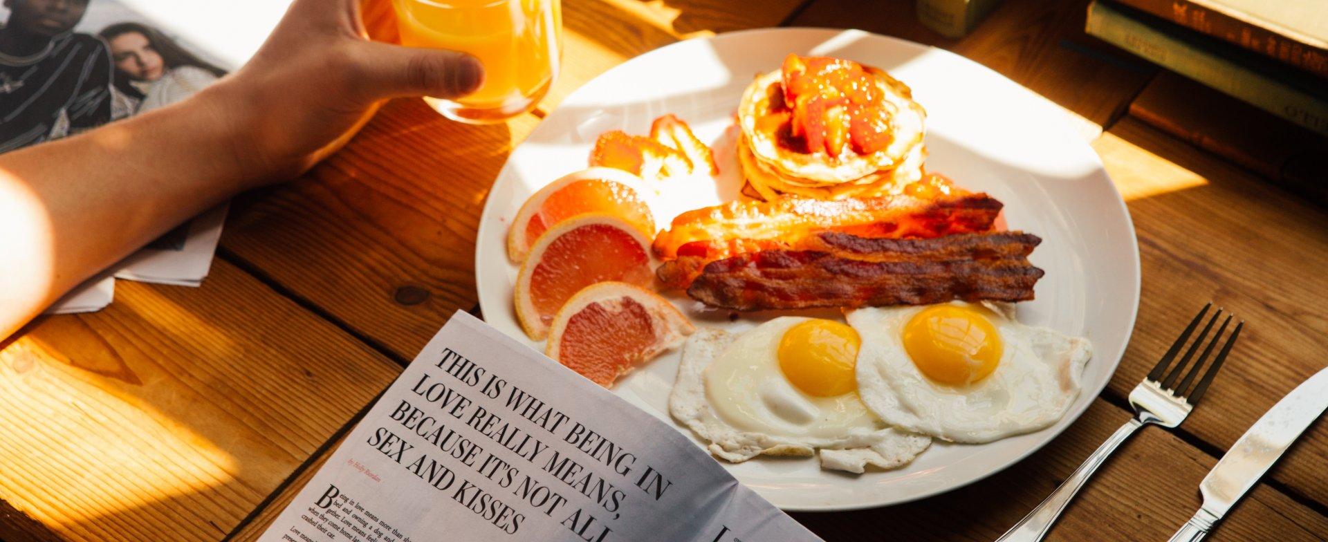 Oferta ze śniadaniem i obiadokolacją
