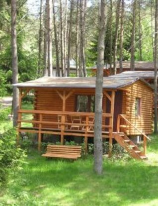 Holidays in Summer Cottages & SPA (10 nights)