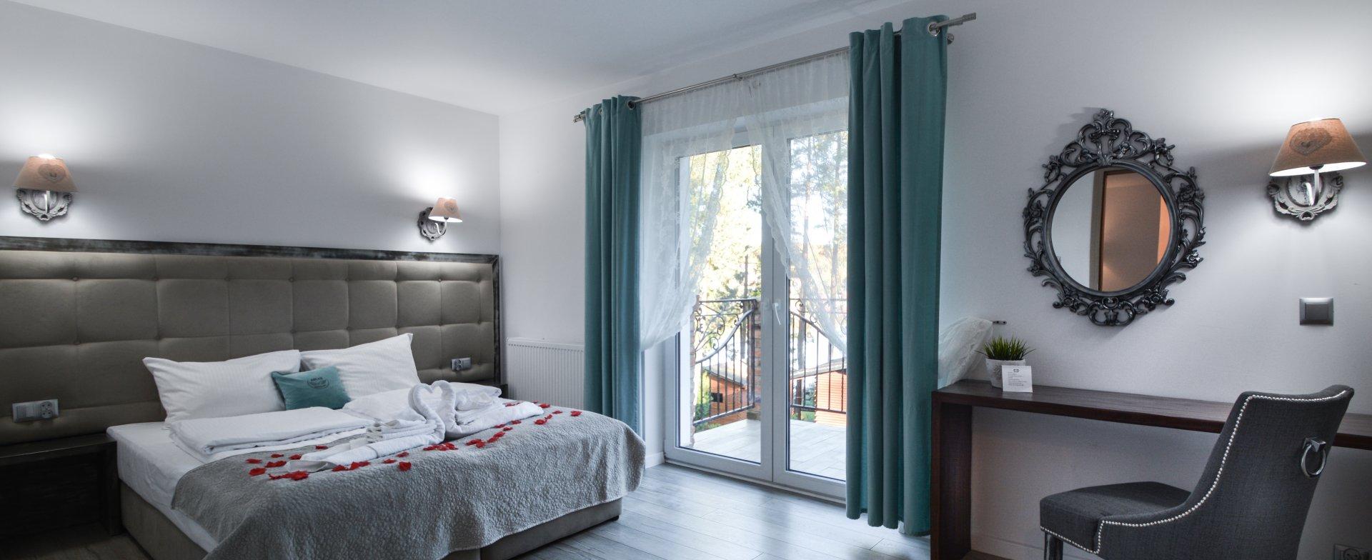 Apartament Komfort jednopoziomowy
