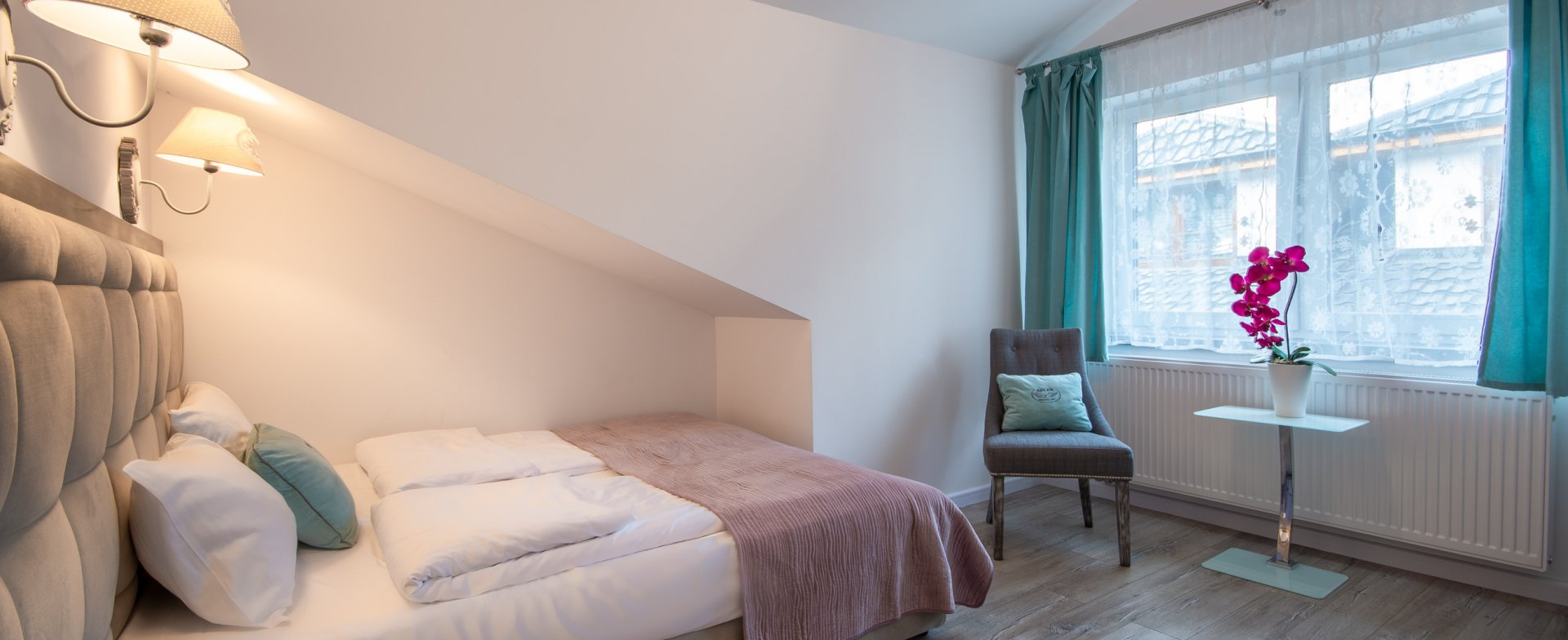 Pokój Komfort 2 os bez balkonu