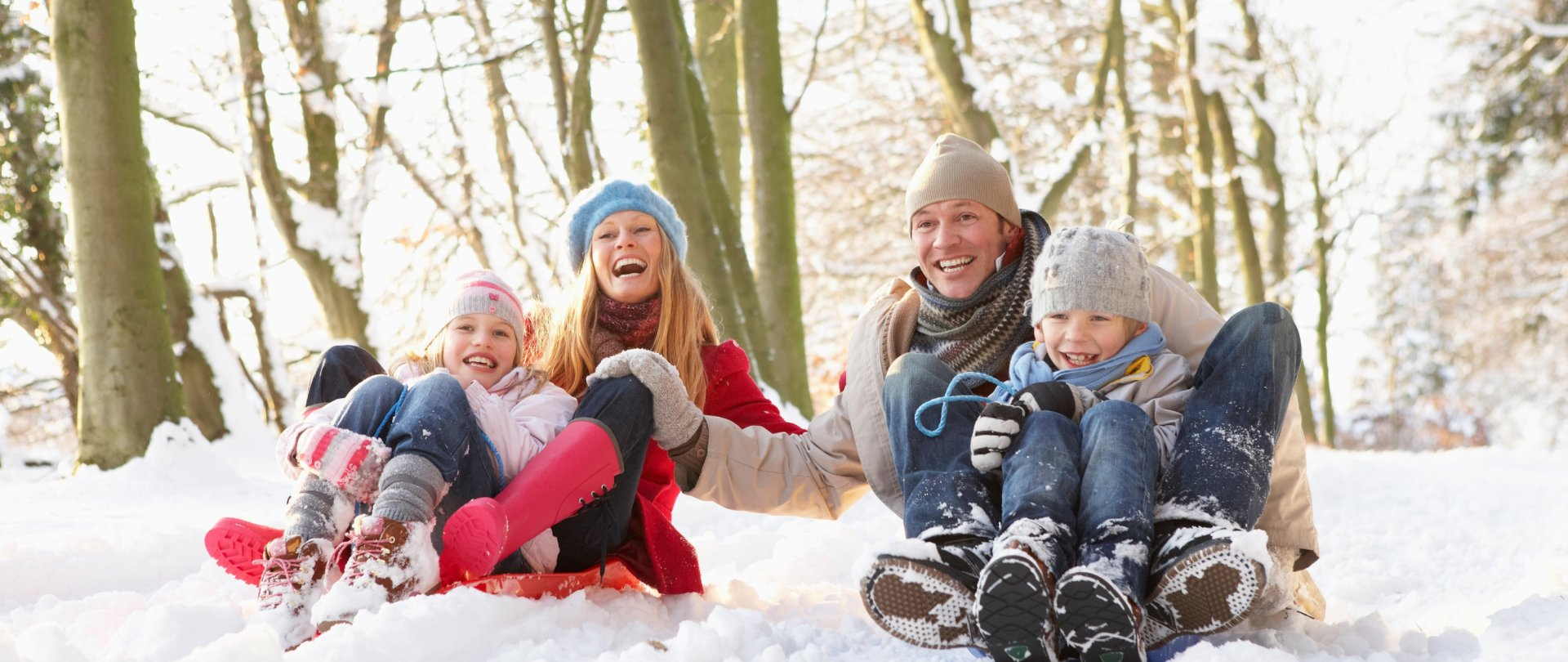 Active winter holidays with a variety of attractions