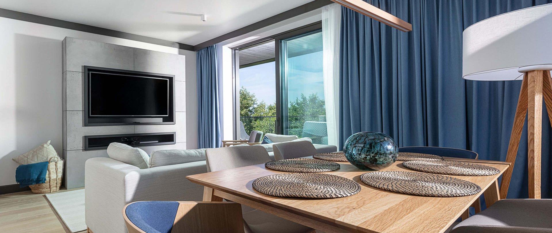 Apartment Family Sea View