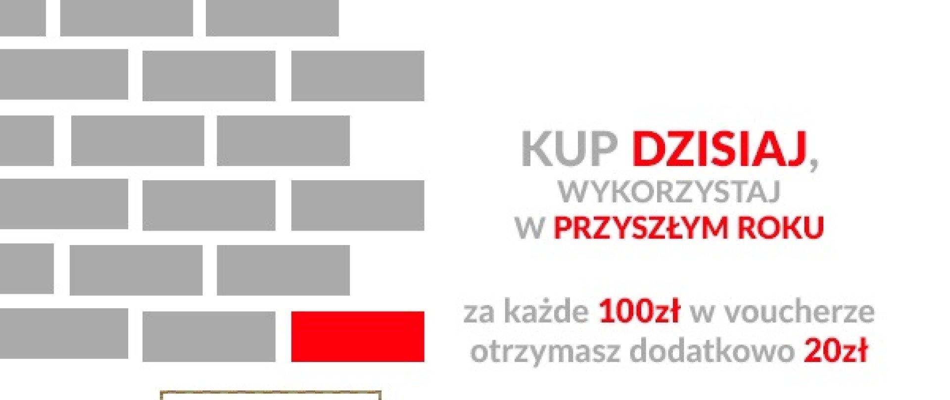 VOUCHER - CEGIEŁKA - RATUJMY POLSKIE HOTELE !!!