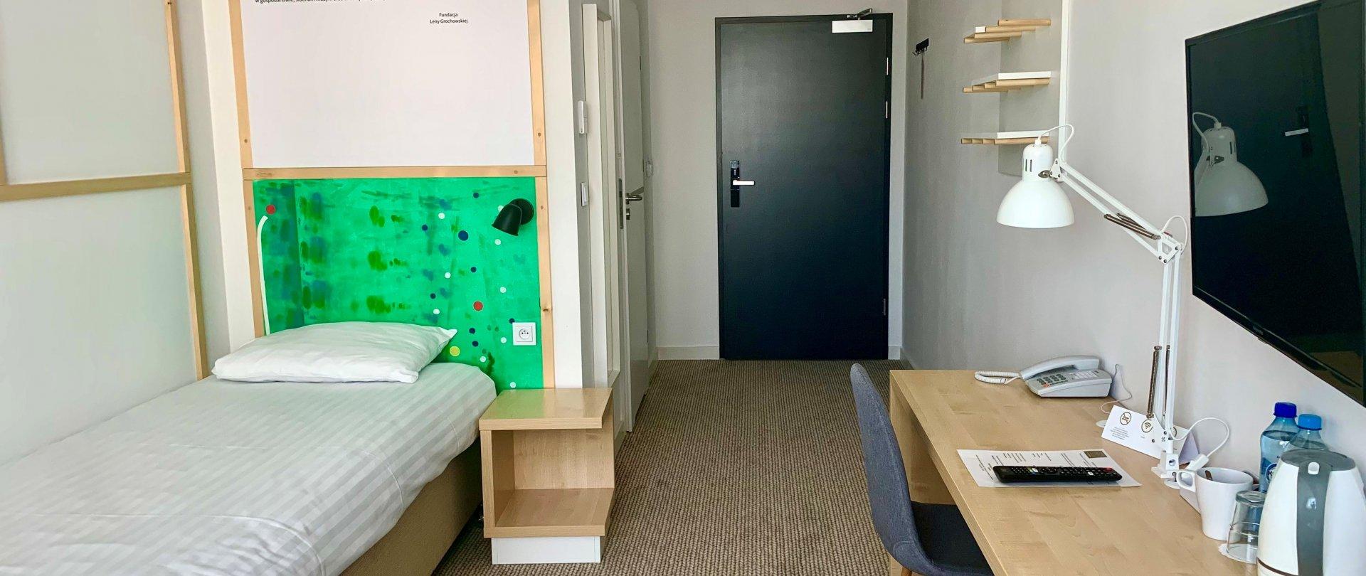 Single Room Standard+