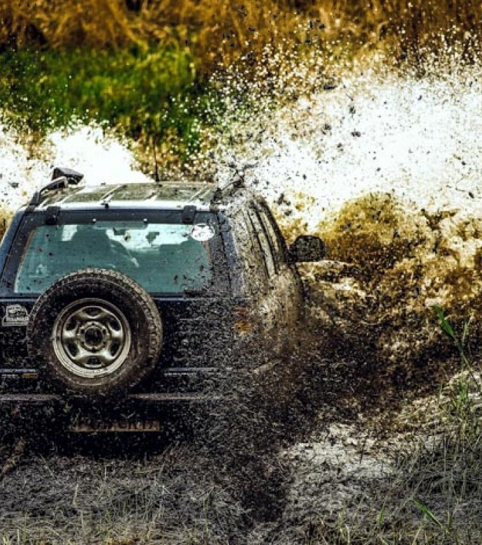 Be Active: off road