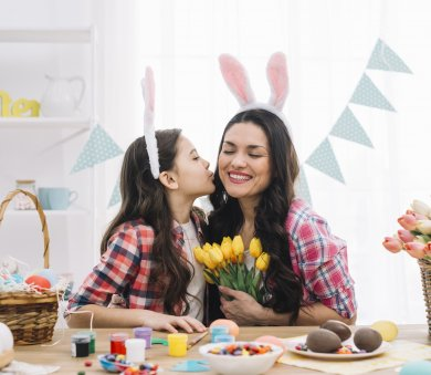 Wielkanocny wypoczynek w rodzinnym gronie