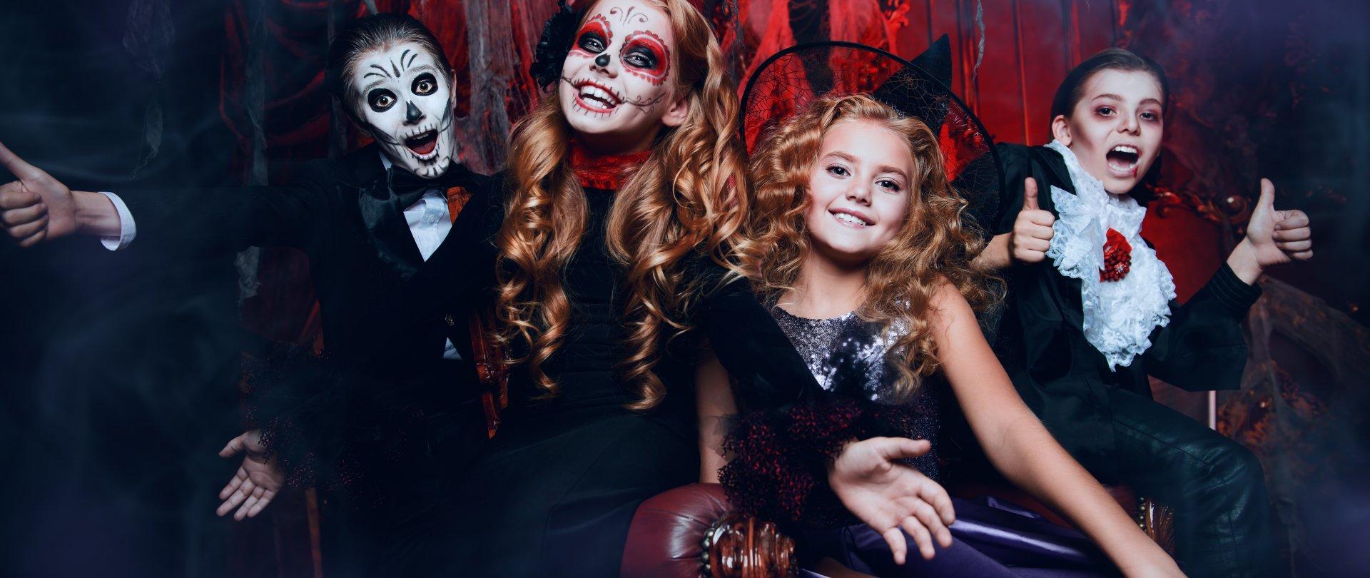 Halloween w Baltin Blu