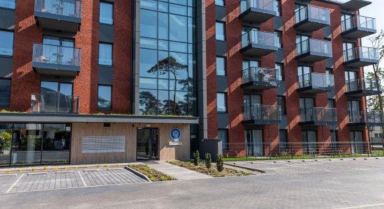 Wrześniowe Wakacje w Apartamenty BALTIVIA Olimpijska 2