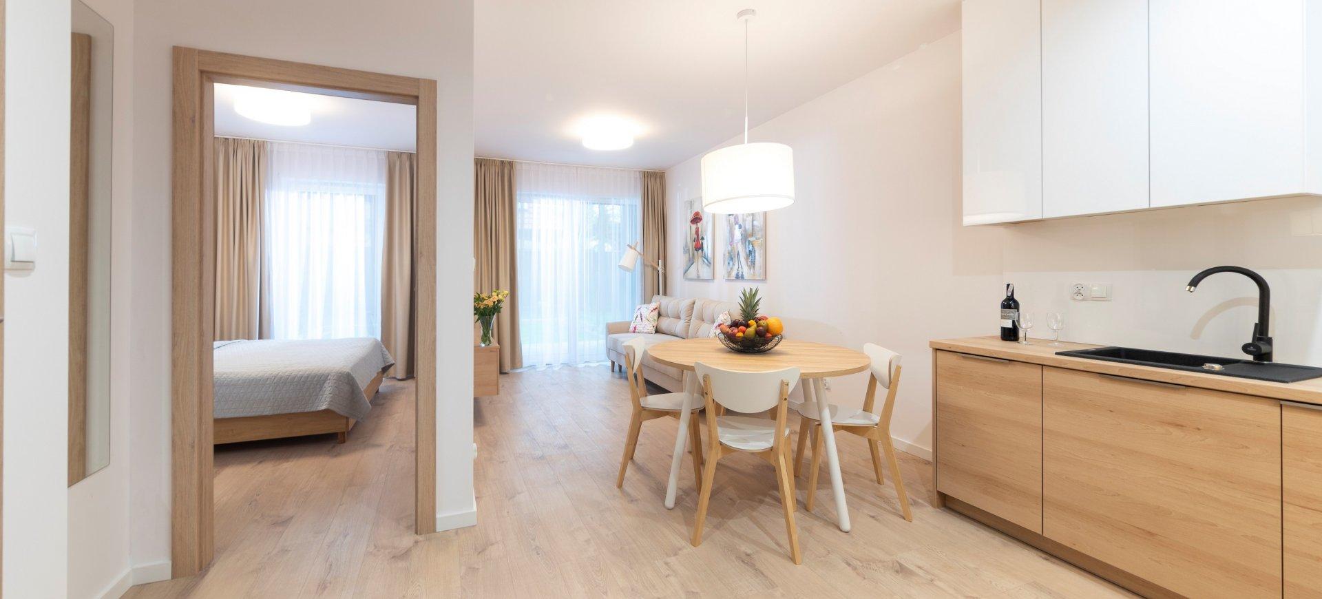 Apartamenty BALTIVIA Olimpijska 2