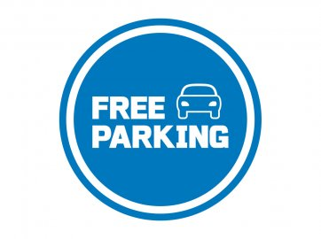 Perfect CITY TRIP - FREE PARKING!