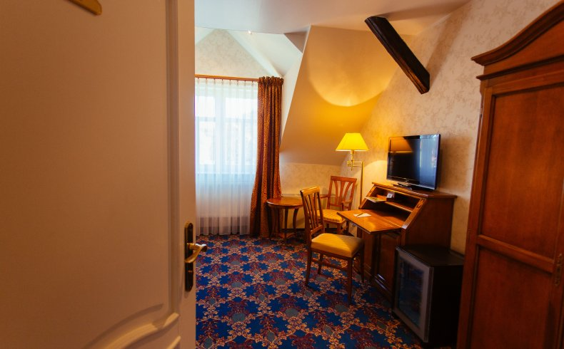 Double Room with Castle View
