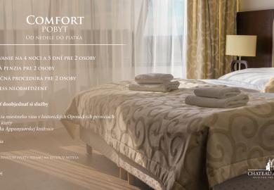 Comfort pobyt