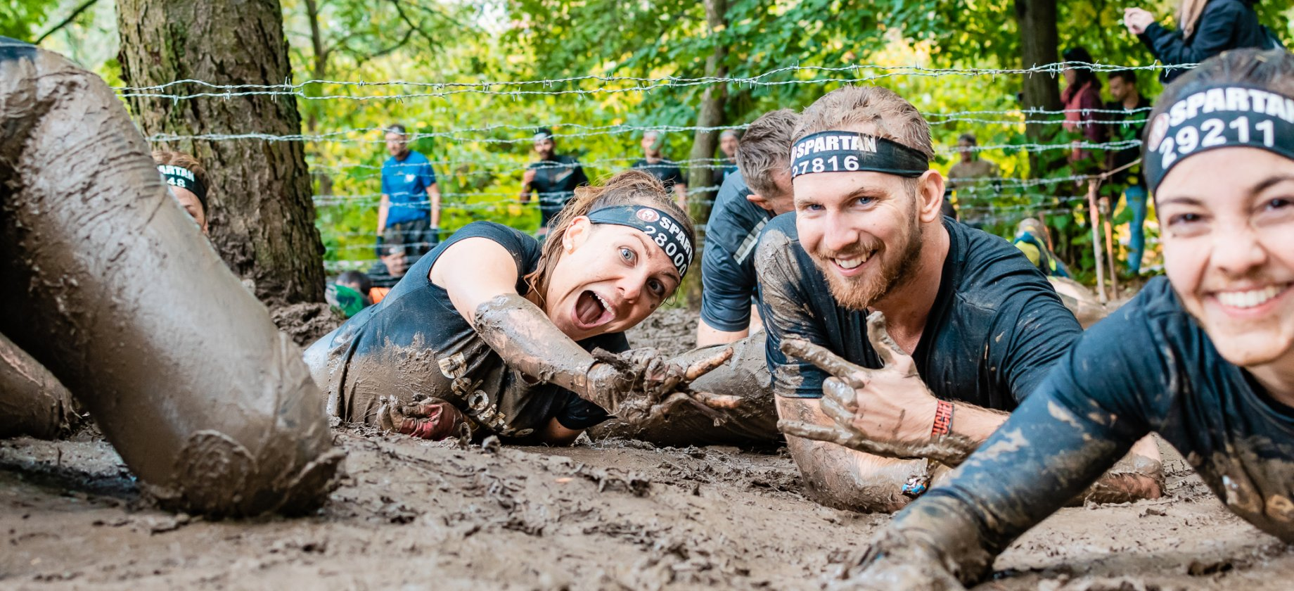SPARTAN RACE 2021 - FIRST MINUTE