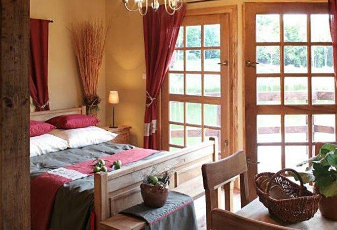 A room in Rybaczówka