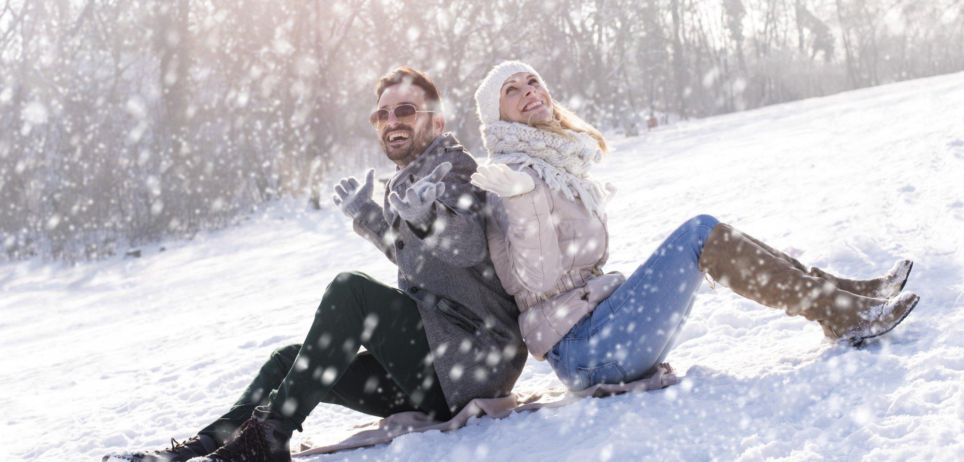 Odpocznij w Dolinie zimą