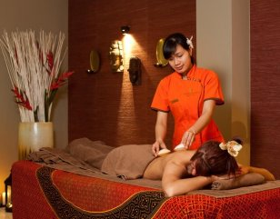 Relaxation in Bali Hai SPA