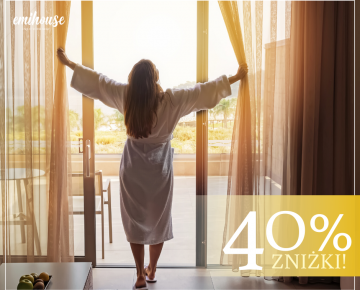 Oferta Long Stay - do 40% taniej!