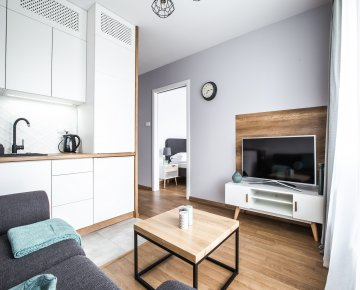 Apartament Junior Suite z balkonem
