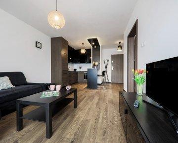 Apartament Comfort z balkonem
