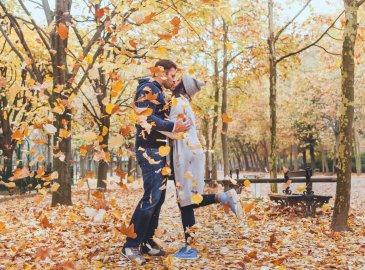 Jesień we dwoje
