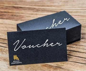 Voucher kwotowy - Grano Apartments