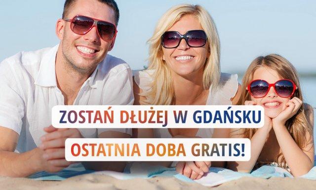 Zostań dłużej w Gdańsku !