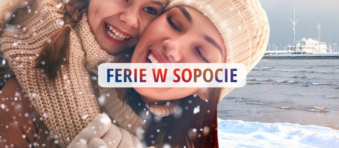 Winter holidays in Sopot