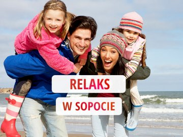 Relax Package in Sopot