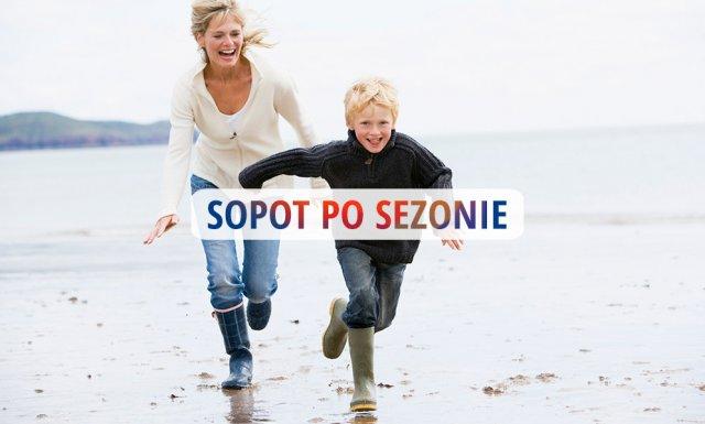 Sopot after the season