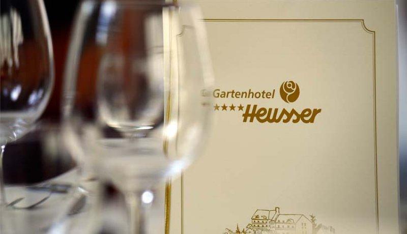 Übernachtung mit Halbpension -Leben wie Gott in der Pfalz-
