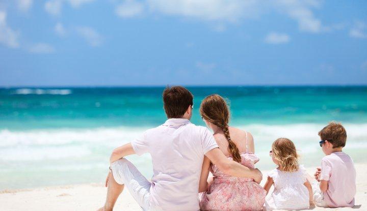 Rodzinne wakacje nad morzem - 5 nocy