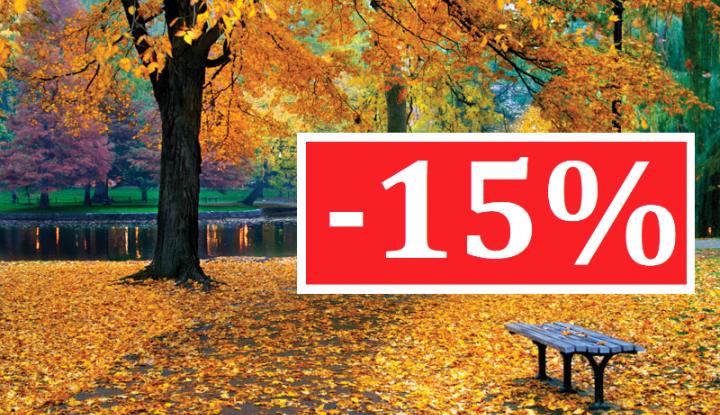 Gesundheit im Herbst - 5 Nächte