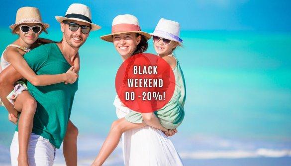 Boże Ciało 2021 nad morzem do - 20% na Black Weekend!