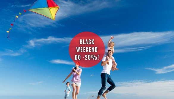 Maj 2021 nad morzem do -20% na Black Weekend!