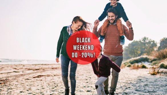 Wrzesień 2021 nad morzem do -20% na Black Weekend!