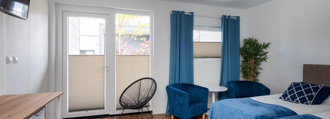 Pokój 4 osobowy Lux z klimatyzacją