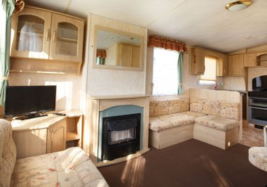 6 persons caravan Standard