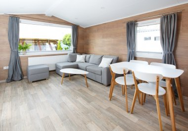 4 persons Mobile Home Golden Lux