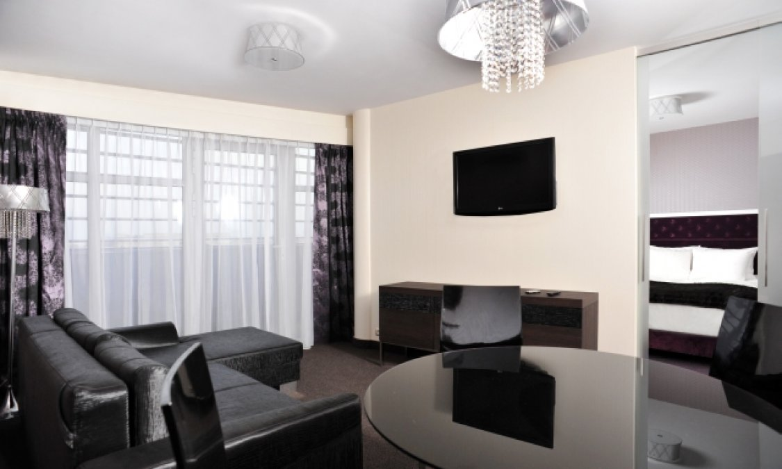 Suite Executive – apartament