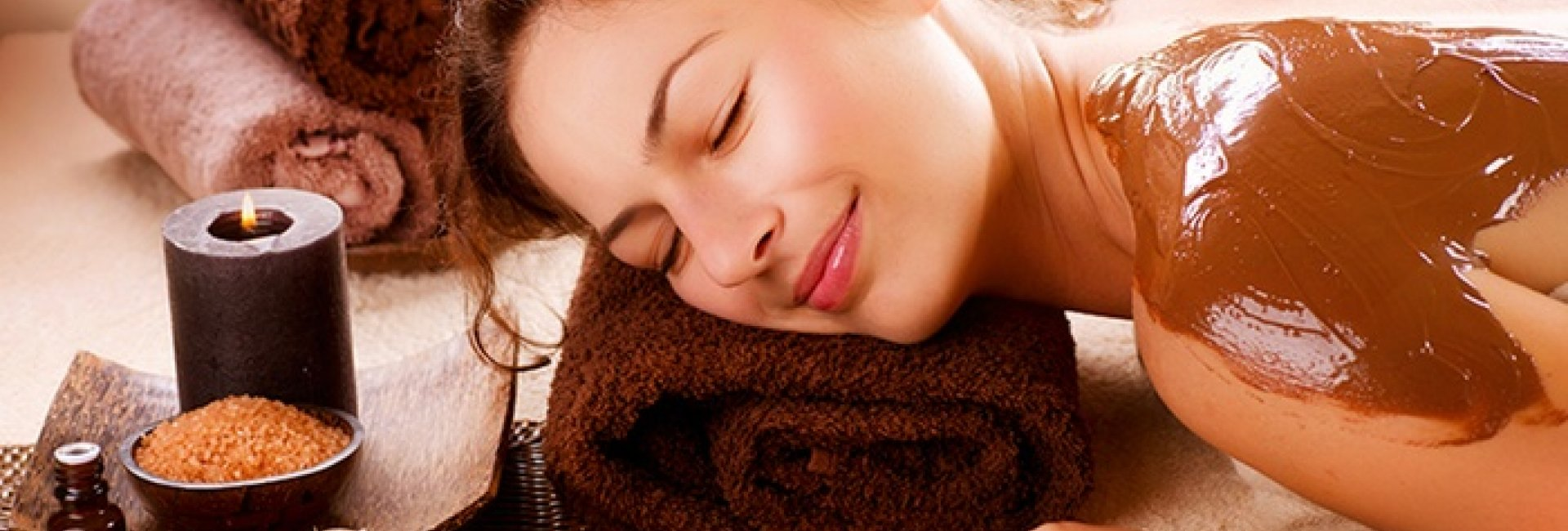 Chocolate Day&Night SPA dla dwojga (1 doba)