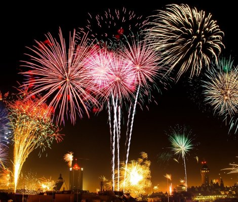 New Year's Eve at Aqua Sopot!