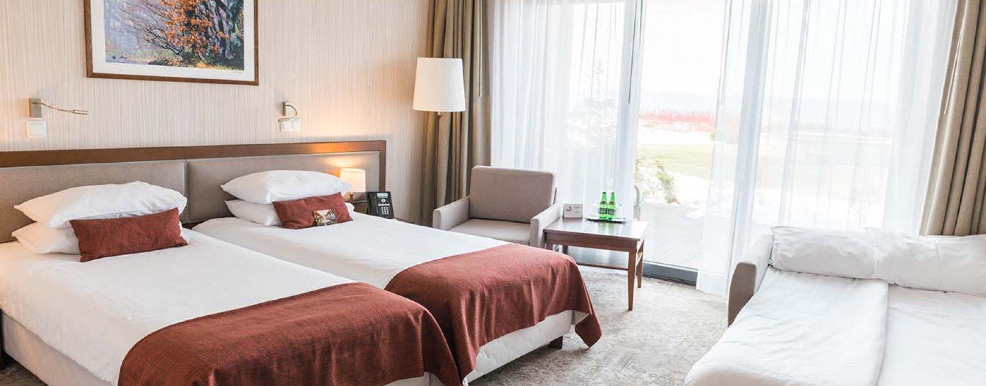Pokój Family w Hotelu