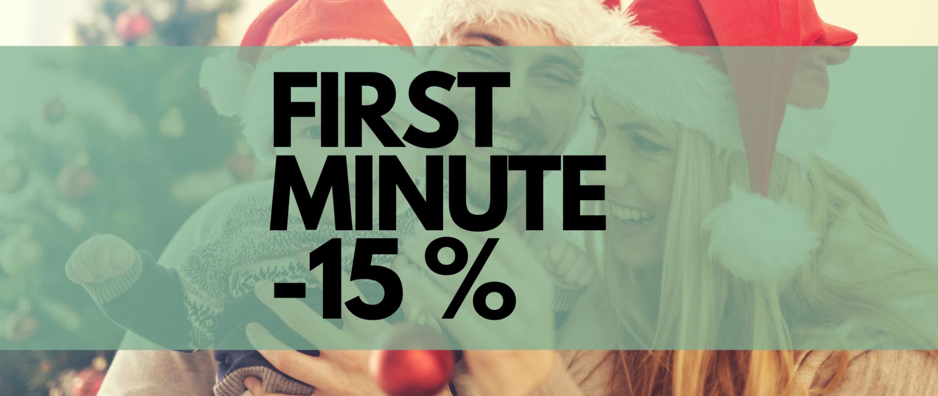 Boże Narodzenie w luksusowym hotelu. FIRST MINUTE -15%