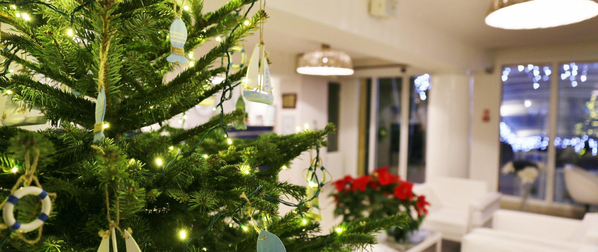 Magic Christmas at the Bryza Hotel