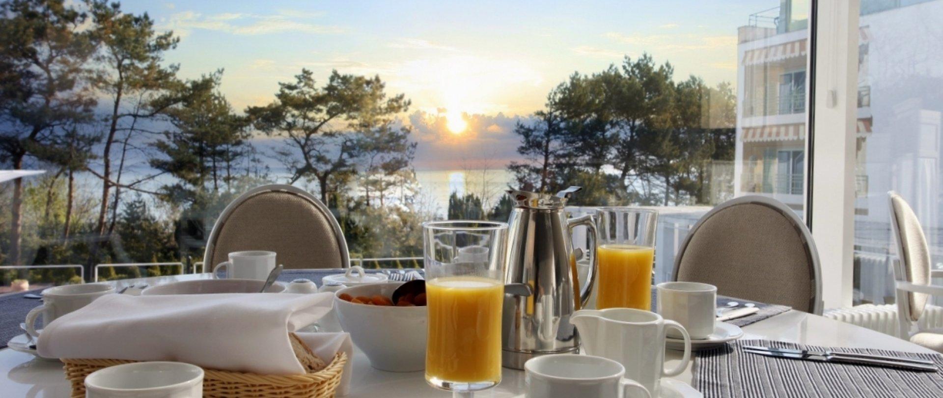 Cena dnia - ze śniadaniem i kolacją