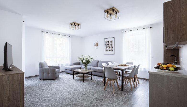 Apartament 4-pokojowy (ul. Kamienna 2A)