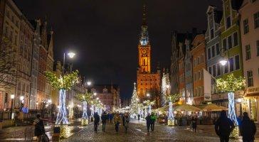 Święta w Gdańsku
