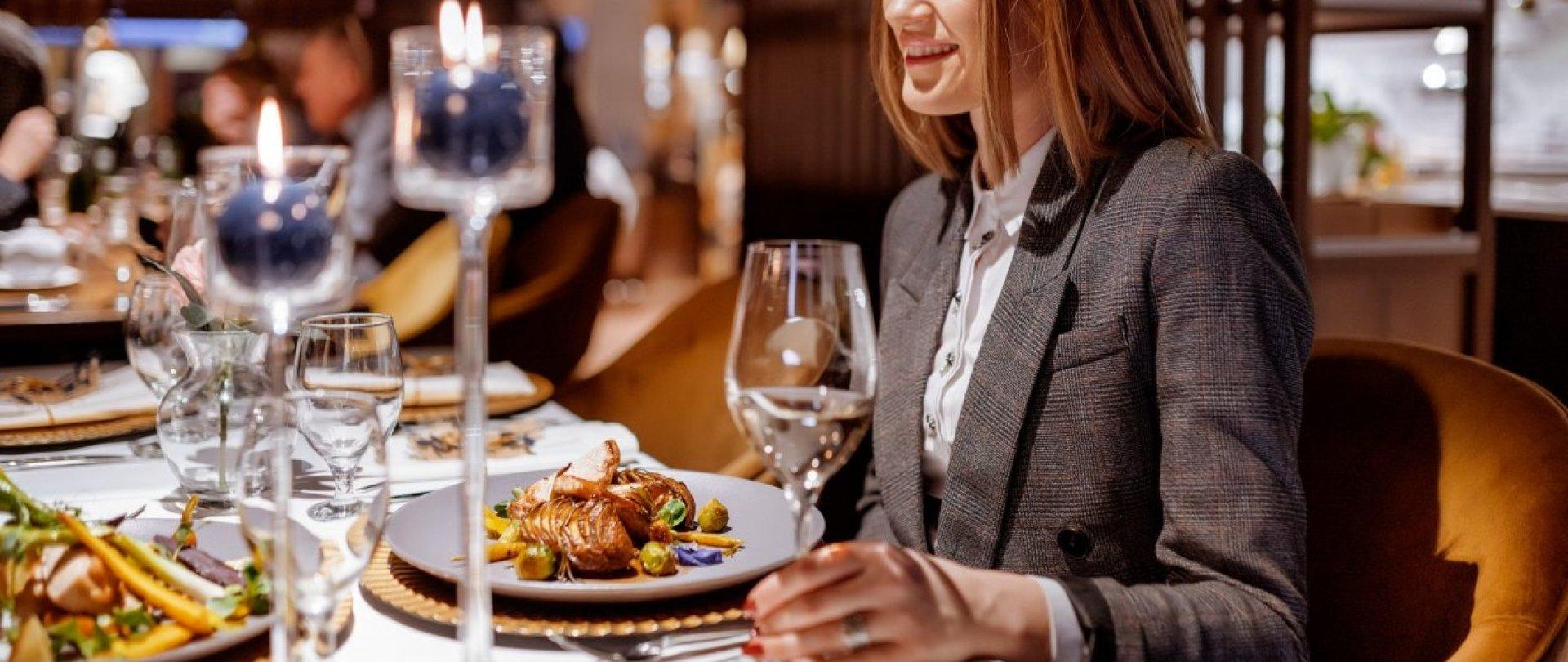 Romantyczny pobyt z kolacją degustacyjną