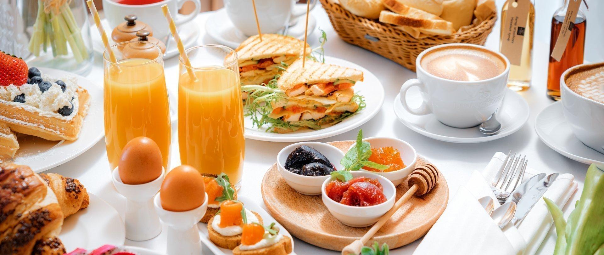 Пропозиція, що не підлягає поверненню зі сніданком