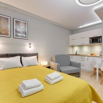 Grano Apartments - Einraumwohnung